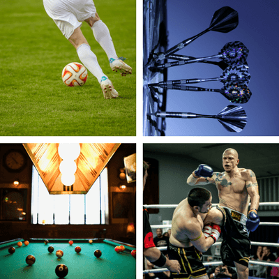 Sports events in Darwen